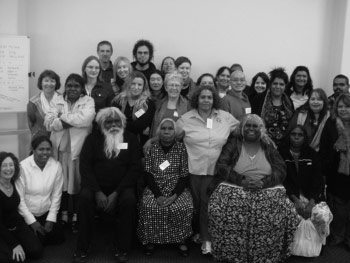 Delegates from six Western Australian language centres at their 2009 conference